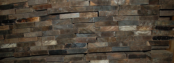 Timberline Exotic Hardwoods - Hardwood Stack