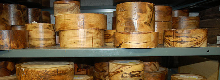 Timberline Exotic Hardwoods - Woodturning Blanks