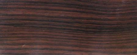 Selection of exotic hardwoods